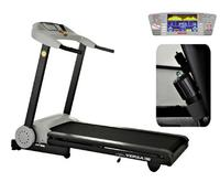 Patented Spring-Tech Motorized Treadmill