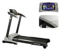 Patented augo-folding DC Motorized Treadmill