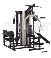 Light Good quality Commercial Use Multigym G9950D (420 LBS)