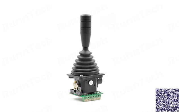 RunnTech Multi-axis Simple 2 Directions Proportional Output 10k Potentiometer Joystick