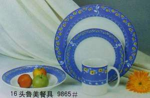 3140 sets of porcelain dinner sets-16pcs