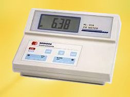 Bench pH Meters