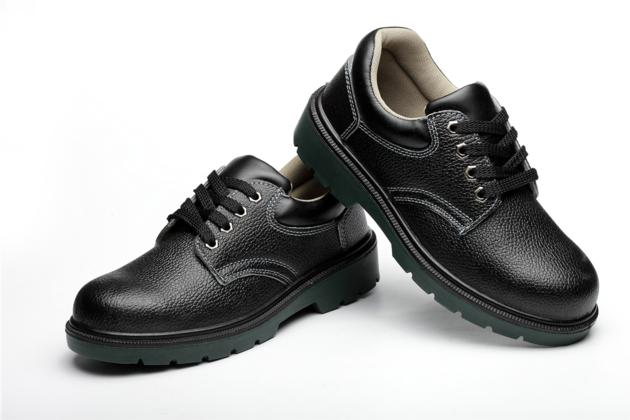 black low antisquashy steel head shoes, anti smashing puncture proof shoes