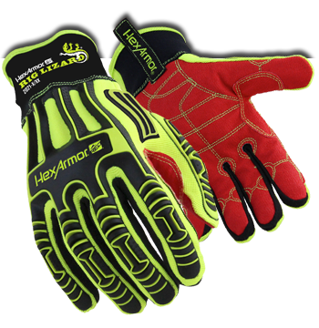Hexarmor Rig Lizard Cut Level 3 &Amp; Impact Resistant Rigger Glove MFG# 2021