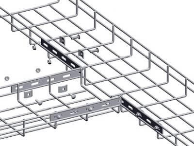Wire Mesh Cable Tray Accessory - Foreign Trade Online