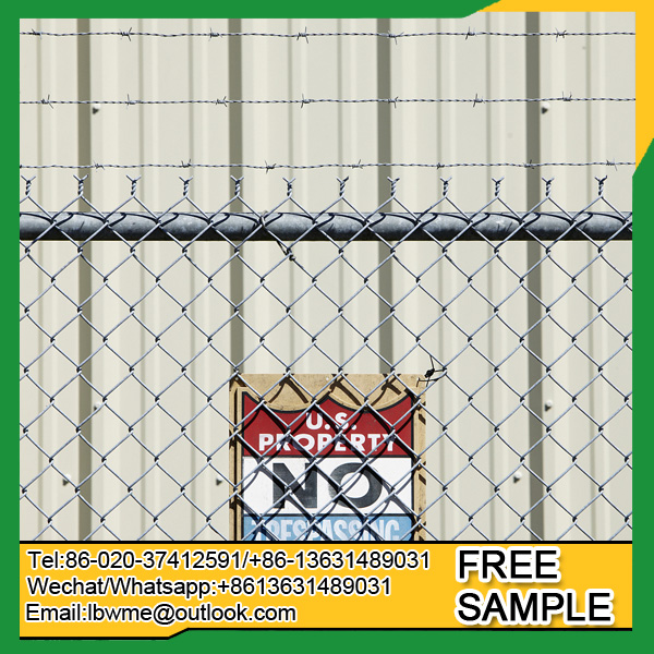 wire mesh dog fence factory supply
