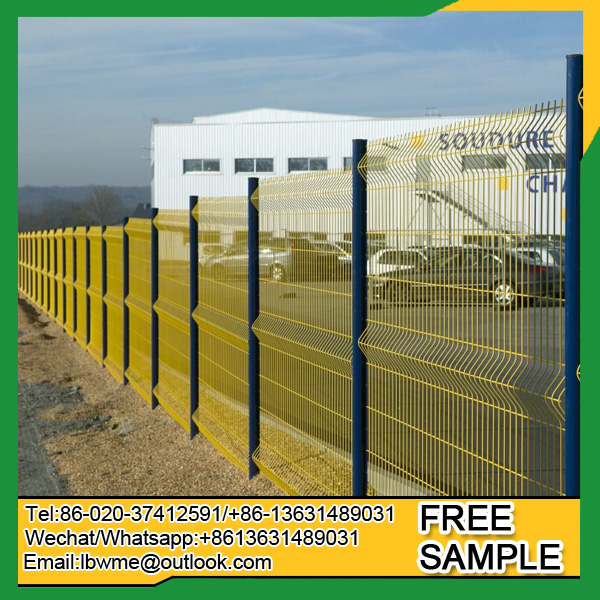 Western Australia fence designs for front yards / welded wire mesh fence