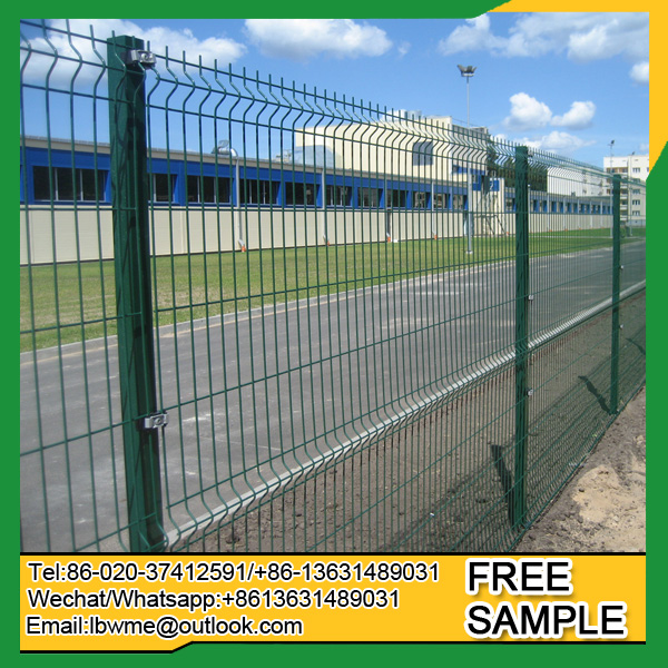 Perth modern fence home design / bending mesh fence