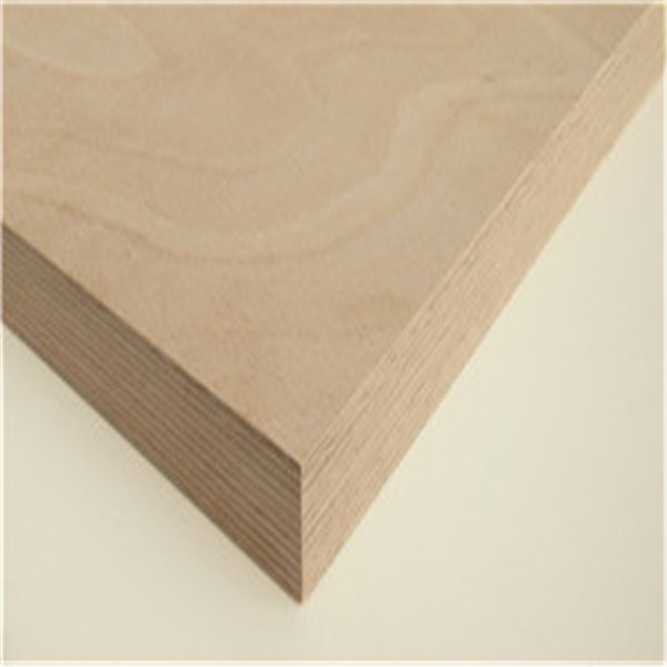 Customized size beech plywood with Formaldehyde Free