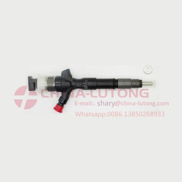 diesel iveco dlla 141 s 662 6.7 cummins injector nozzles 095000-7761