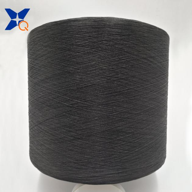 Anti-static  Conductive Polyester Carbon Fiber Yarn-XTAA214