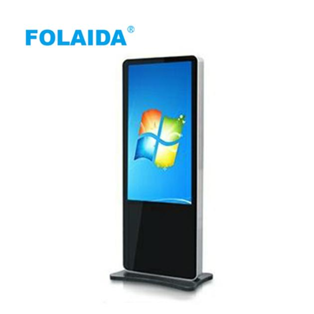 Folaida 21.5 32 42 46 55 65 84 inch advertising player digital signage Android touch floor standing