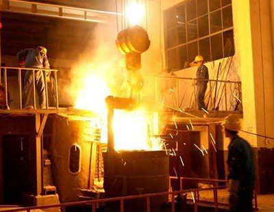 Hot Sale Ladle Refining Furnace Steel