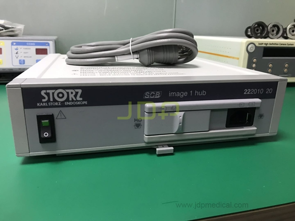 Used KARL STORZ Spies Image 1 HD Camera System Video Endoscopy For ... | 450x600