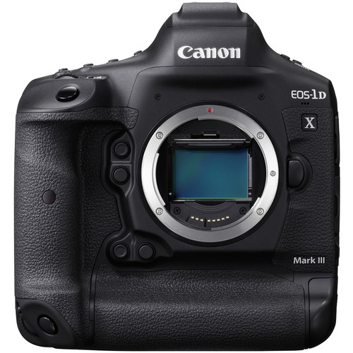 Canon EOS-1D X Mark III DSLR Camera (Body Only)