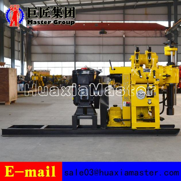 HZ-130Y Hydraulic Water Well Drilling Rig For Sale