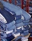 USED JEANS - MIXED NAME BRANDS