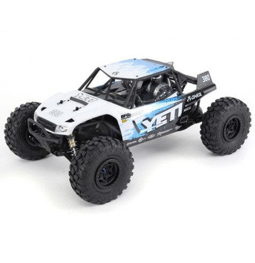 Axial Yeti 1/10th 4WD Ready-to-Run Electric Rock Racer - Medanelectronic