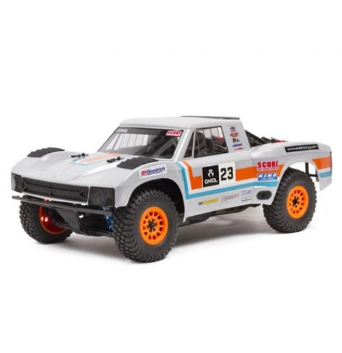 Axial Yeti SCORE Retro Trophy Truck 1/10 4WD Short Course Truck Kit - Medanelectronic