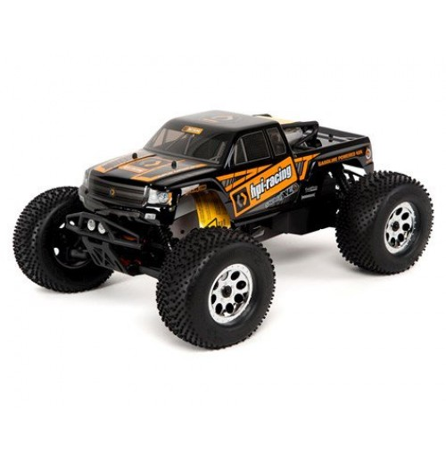 HPI Savage XL Octane 1/8 4WD Gas Monster Truck w/2.4GHz Radio & 15cc Gaso - Medanelectronic