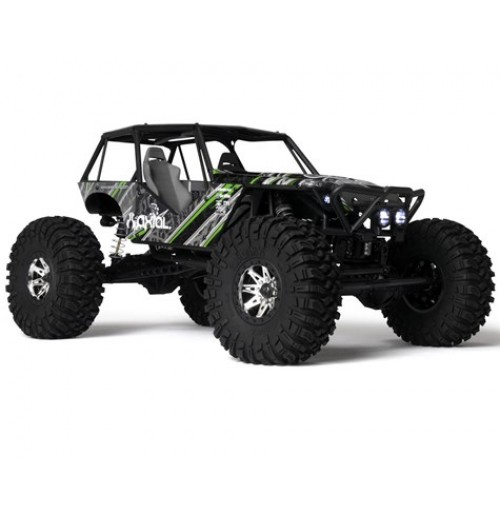 "Axial ""Wraith"" 1/10th 4WD Ready-to-Run Electric Rock Racer - Medanelectronic"
