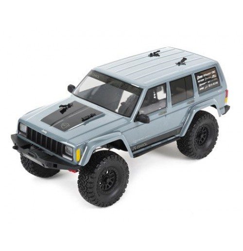 "Axial SCX10 II ""2000 Jeep Cherokee"" RTR 4WD Rock Crawler - Medanelectronic"