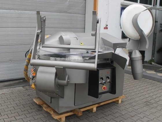 Used cutter Grebber, meat processing machine