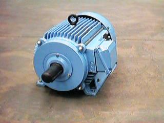 A.C. electric motors