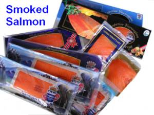 KOSHER SMOKED SALMON