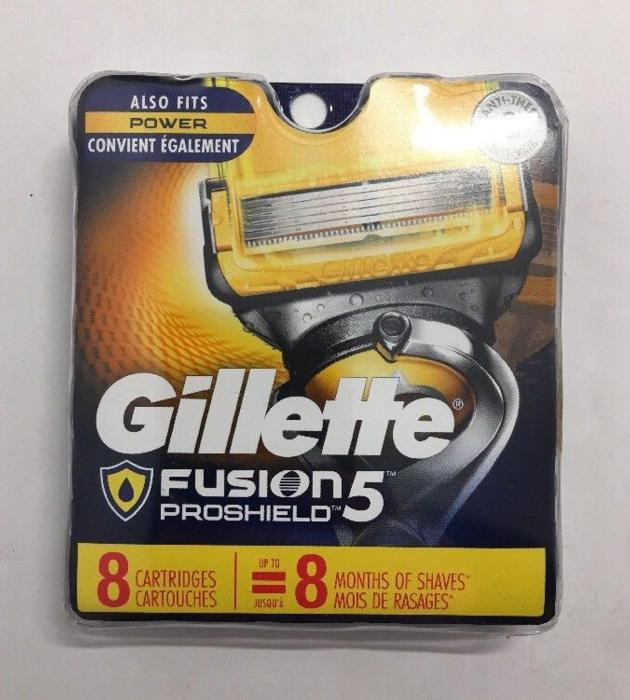 Gillette Fusion5 Men's Razor Blades FOR WHOLESALE