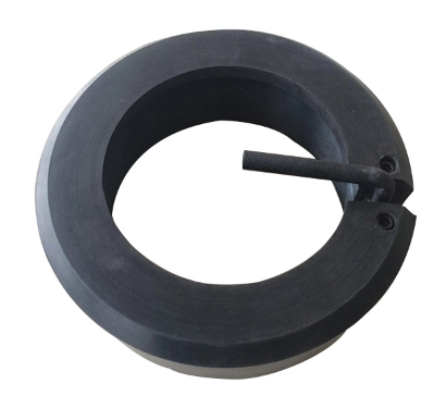 China supplier round well drilling clamp-on thread protector