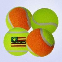 Pet Tennis Ball Used as Toys for Pets(NC-JTB03)