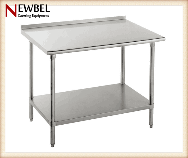 stainless steel worktable for kitchen