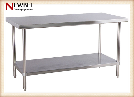 Stainless Steel Center Work Table