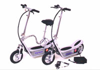 City Racer Sporty Electric Scooter