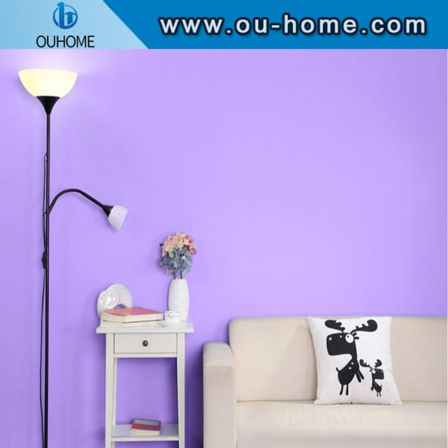 Wallpaper Removable Solid Color Vinyl Stickers Home Decor Furniture Decorative Films