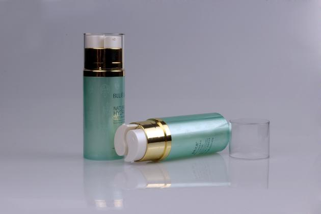 double tube bottles Lotion bottles essence bottle