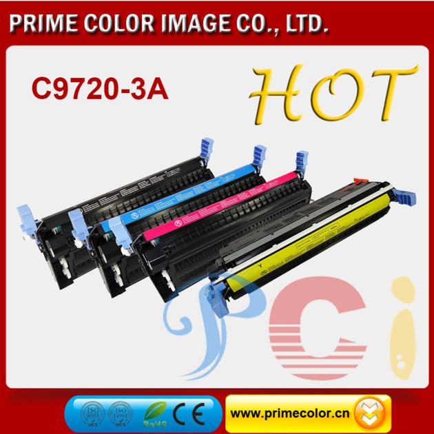 Color Toner Cartridges for HP C9720-3A/ EP-85 Reman With chip