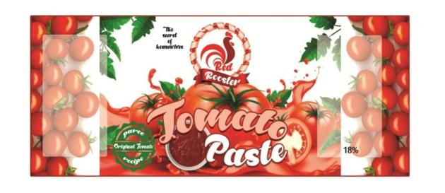 Tomato pasta export for Middle East