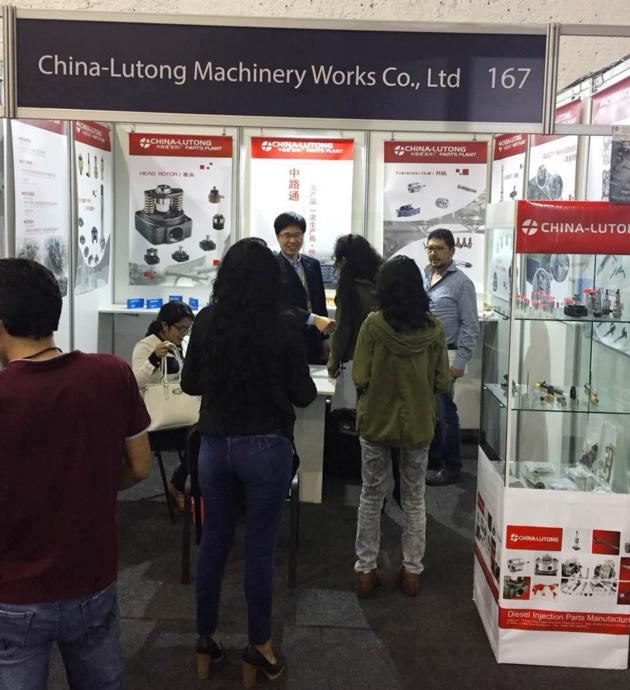 China-Lutong has successfully completed the 6th Auto Show Peru 2018