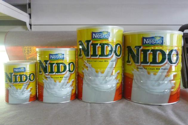 Nestle Nido Milk Powder(white & Red cap)