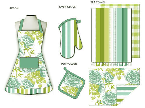 kitchen apron collection