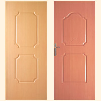 PVC Laminated Wooden Doors
