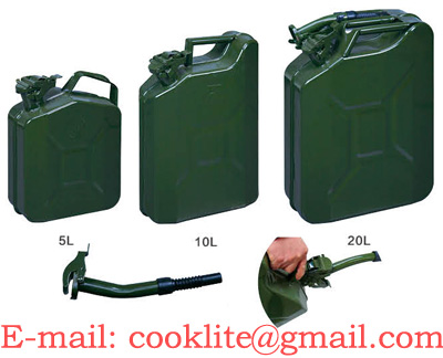 American Oil Drum / Jerry Can / Gasoline Can (5L/10L/20L)