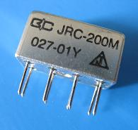 JRC-200M Subminiature Hermetically Sealed Relay