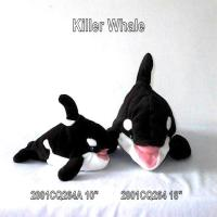 KILLER WHALE BEAN BAG