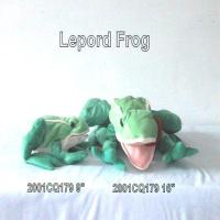 LEPORD FROG BEAN BAG