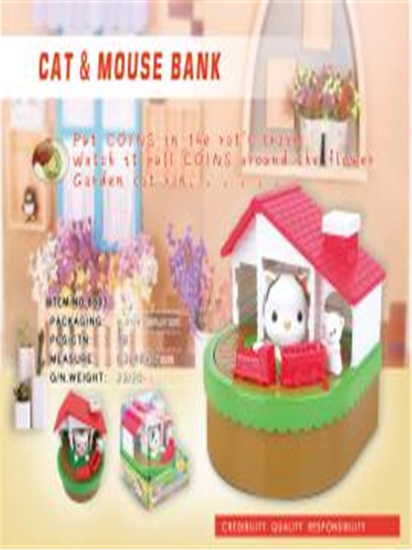 8803 cat & mouse bank