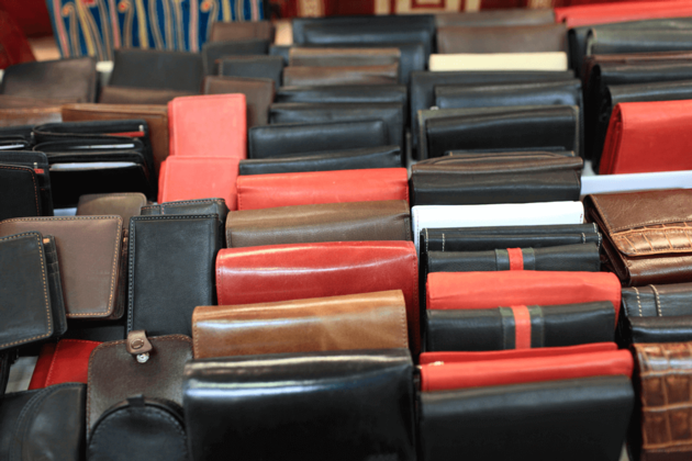 Leather Wallet Manufacturer/Exporter