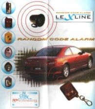 Lexline Car Alarms